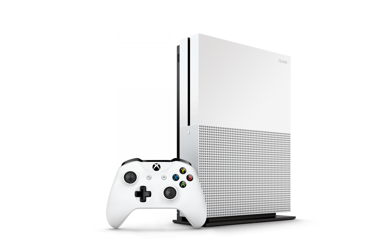 xbox one s - vertical