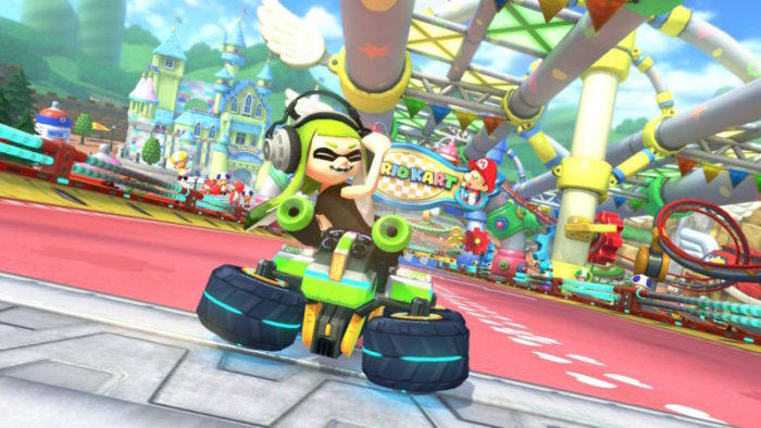 Inkling Girl new animation