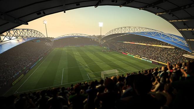 FIFA 18 STADIUMS