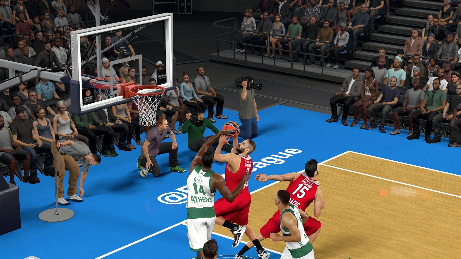 nba 2k18 euroleague