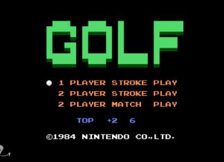 switch golf nes