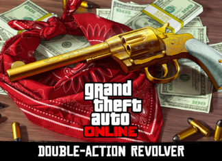 Double-Action Revolver GTA Online