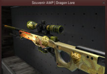 dragon lore cs go
