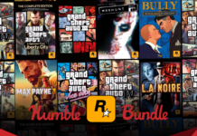 rockstar humble bundle