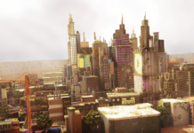 OCTOVON MINECRAFT CITY
