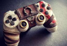 god-of-war-custom-ps4-controller