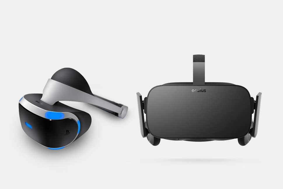 playstation vr vs oculus rift