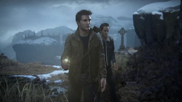 uncharted 4 : a thiefs end