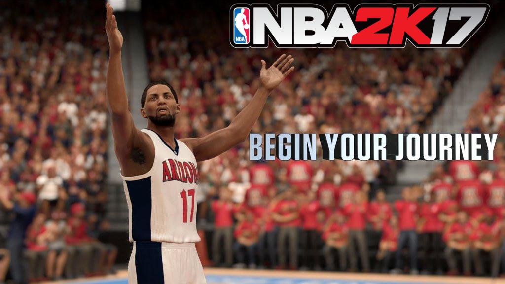 NBA 2K17 Prelude