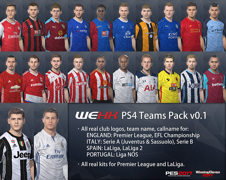 wehk-ps4-teams-pack