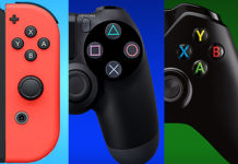Switch vs PS4 vs Xbox One