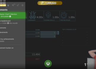 xbox gamerscore world record