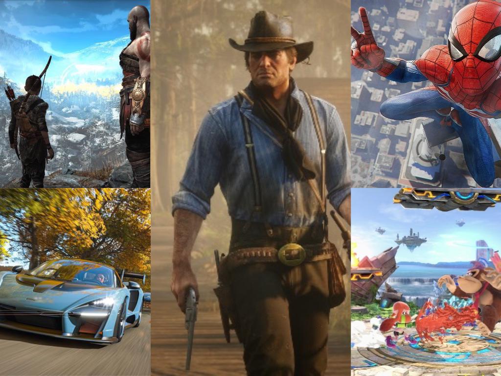 gaming 2018