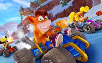 Crash Team Racing Nitro-Fueled Review