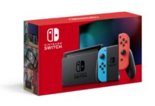 nintendo switch new