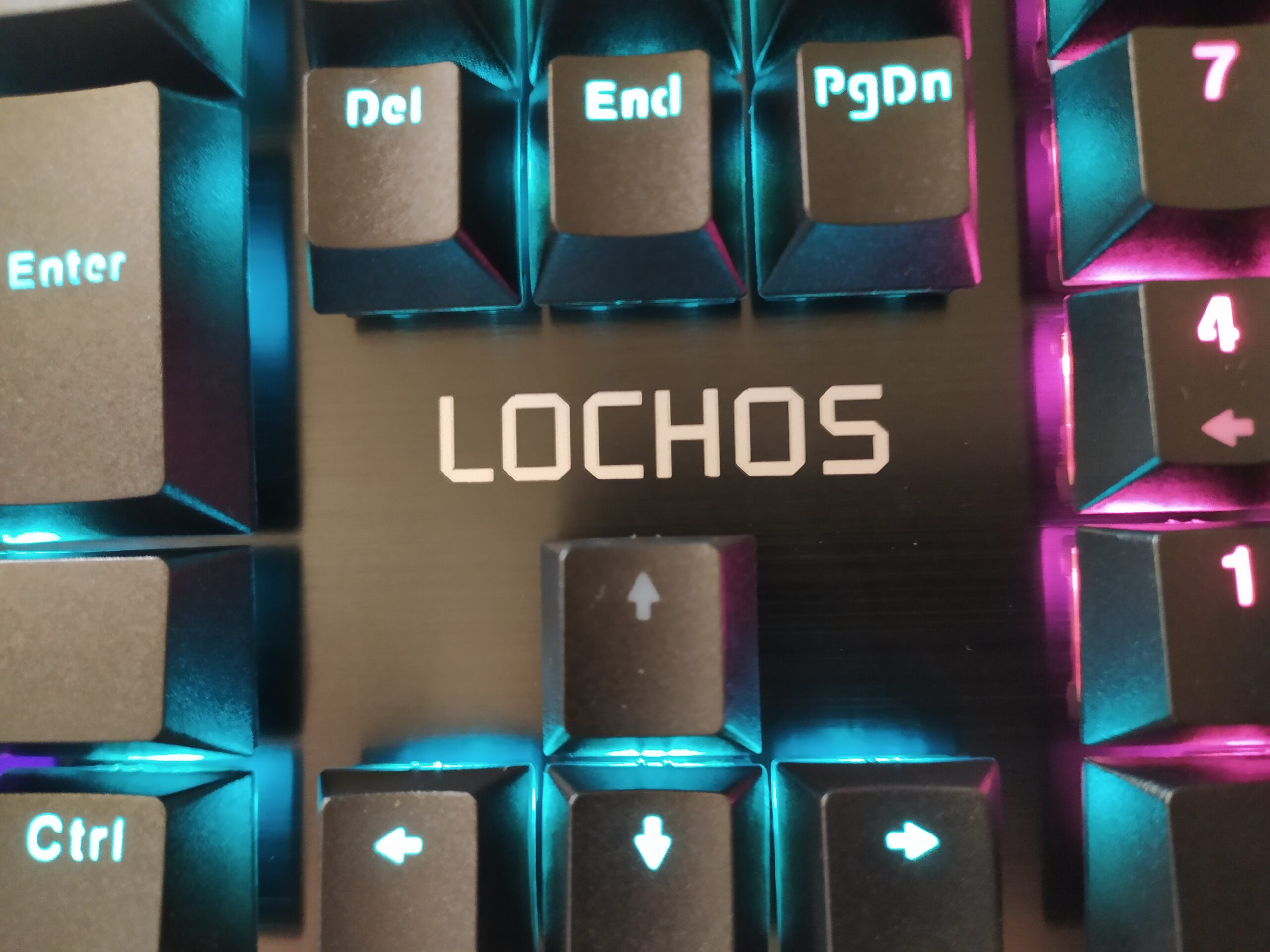 Spartan Gear Lochos Wired Mechanical Keyboard Review