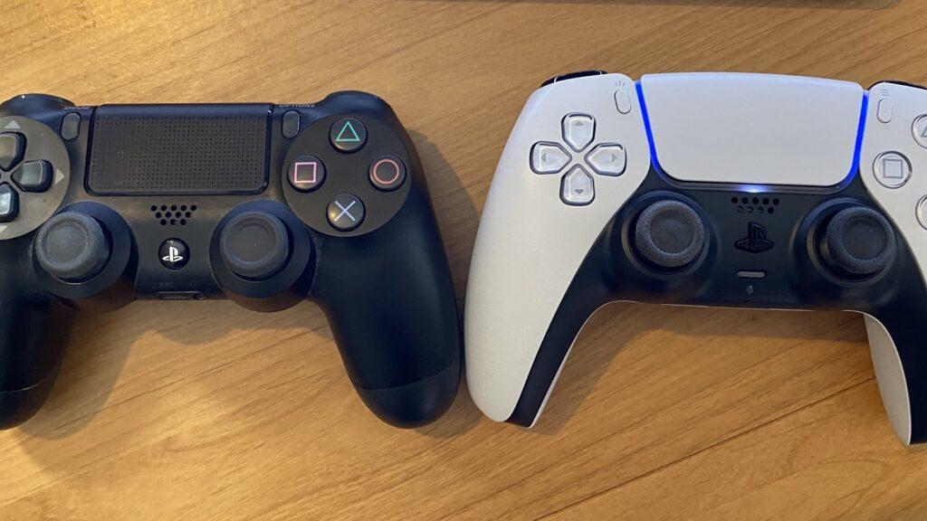 Dualsense vs DualShock