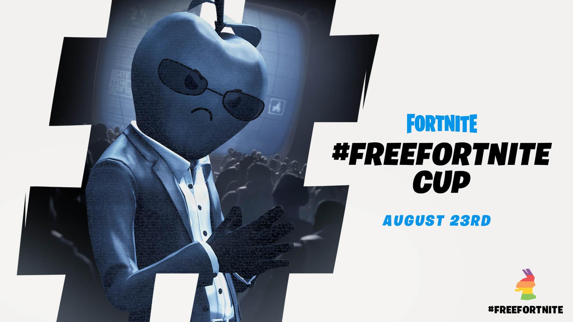 #FreeFornite Cup